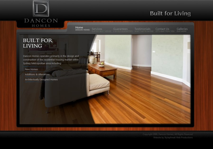 A great web design by Stylephreak Web Productions, Spokane, WA: