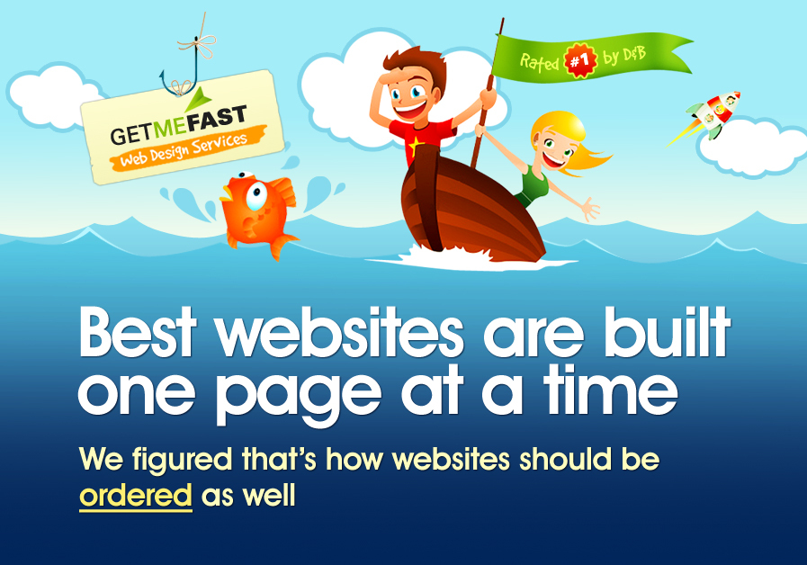 A great web design by GetMeFast.com, London, United Kingdom: