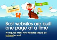 A great web design by GetMeFast.com, London, United Kingdom: