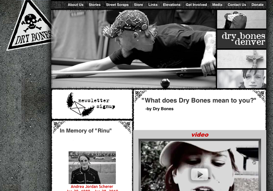 A great web design by Paradigm Shift Interactive, Denver, CO: