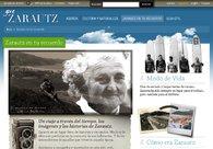 A great web design by La Personnalité, Donostia, Spain: