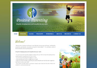 A great web design by Illufox Design, Austin, CA: