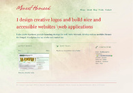 A great web design by Muneef Hameed, Bangalore, India: