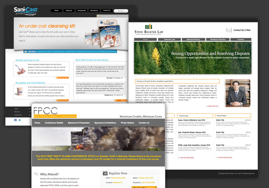 A great web design by K/A, Chicago, IL: