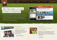 A great web design by Origen Creatives, Eugene, OR: