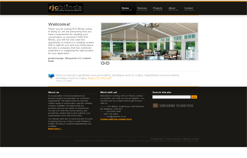 A great web design by Thinkpod Studio Ltd, Hampshire, United Kingdom: