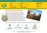 A great web design by Joel Roggenkamp, Minneapolis, MN: