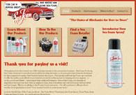 A great web design by Balian Design, Minneapolis, MN: