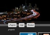 A great web design by Ryan Routsong, Seattle, WA: