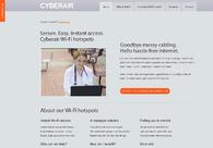 A great web design by Cyberware, Peterborough, United Kingdom: