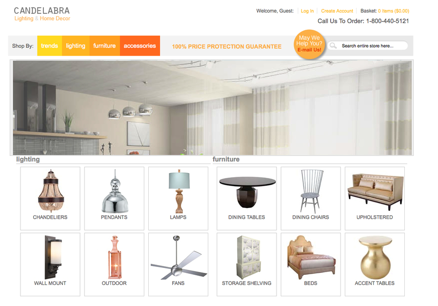 A great web design by Visiture, Atlanta, GA: