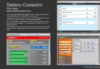 A great web design by Stefano Costantini, London, United Kingdom: