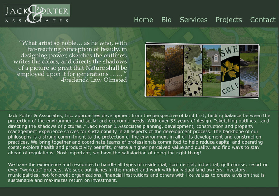 A great web design by A7 Web Design, Chicago, IL: