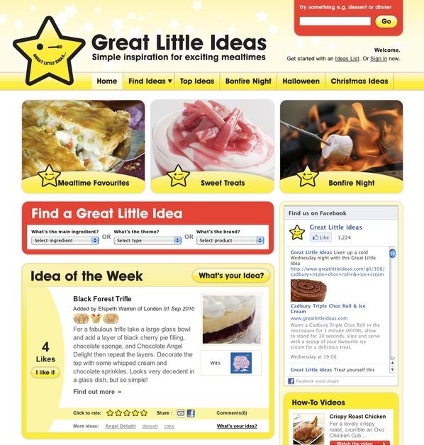 A great web design by Monochrome, London, United Kingdom: