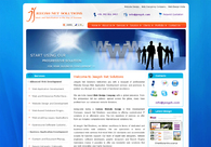 A great web design by Jeegesh Web Technologies, Ahmedabad, India: