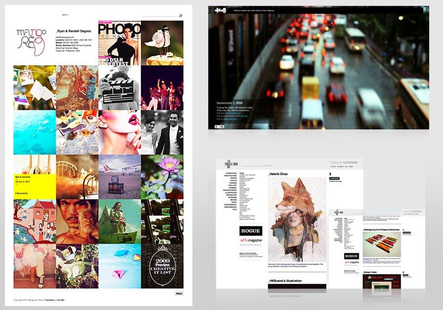 A great web design by Twistedfork, Manila, Philippines: