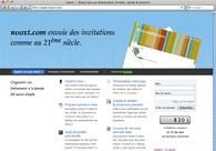 A great web design by 23h04, Paris, France:
