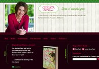 A great web design by Natalie Jost, Evansville, IN: