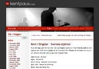 A great web design by Afro webbdesign, Stockholm, Sweden: