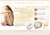 A great web design by Danielle Grund - Tinka Interactive, Melbourne, Australia: