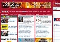 A great web design by Mrezni Sistemi, Belgrade, Serbia: