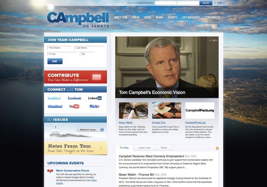 A great web design by Engage, Washington DC, DC: