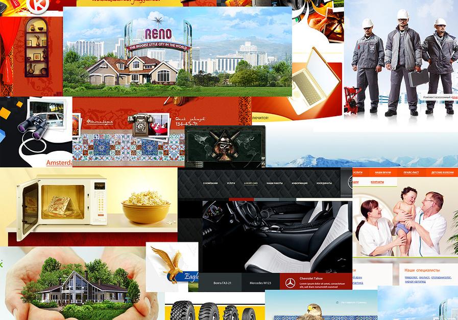 A great web design by Arthur Vashurin, Tashkent, Uzbekistan: