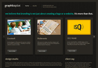 A great web design by Graphics Plot, Bangalore, India: