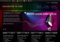 A great web design by 247 Creative, Chichester, United Kingdom: