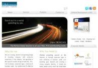 A great web design by U&A Designs, Bangalore, India: