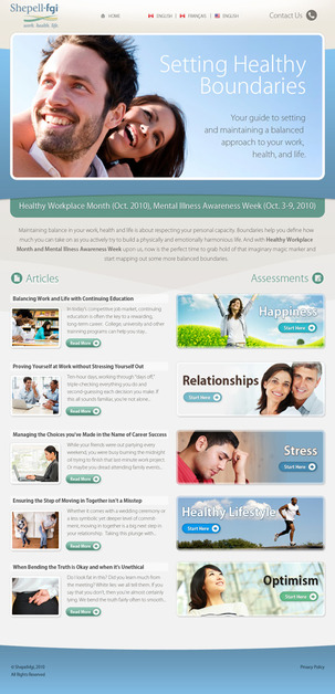 A great web design by FJ Solutions, Miami Beach, FL: