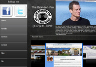 A great web design by The Branson Pro, Branson, MO: