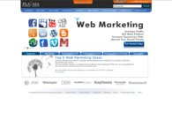 A great web design by Plasma Computing Group, Dallas, TX: