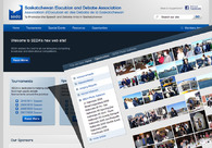 A great web design by Parachute Web Design, Calgary, Canada: