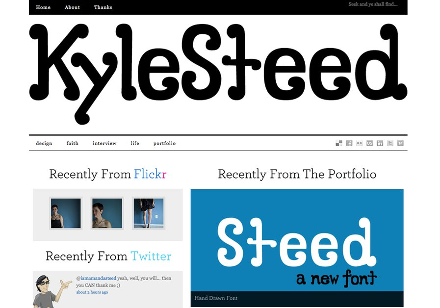 A great web design by Steed, Dallas, TX: