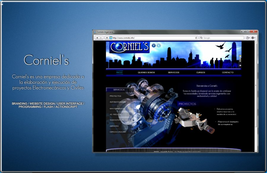 A great web design by Vcorniel'sDesing, Santo Domingo, Dominican Republic: