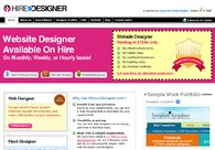 A great web design by Hire-a-Designer.com, London, United Kingdom: