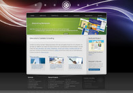 A great web design by Centella Consulting, Orlando, FL: