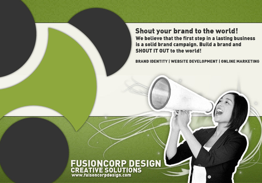 A great web design by Fusioncorp Design Creative Solutions, Lexington, KY:
