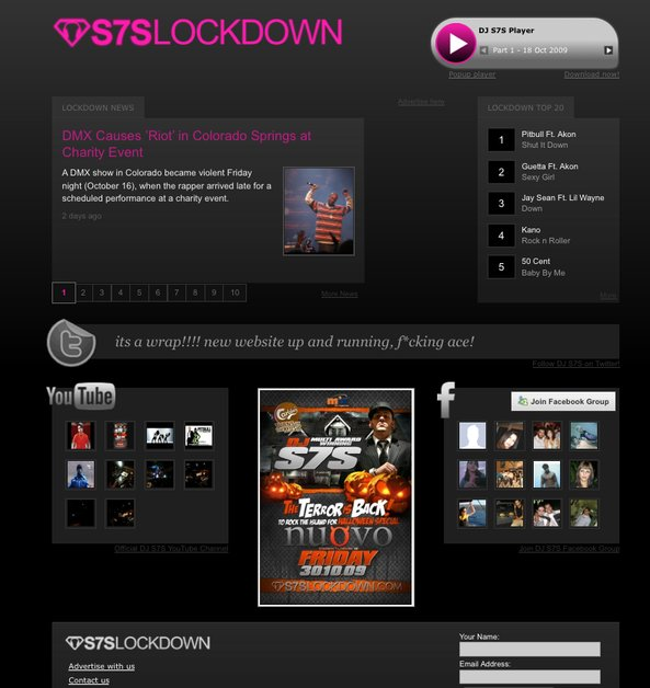 A great web design by Octavodia, Nicosia, Cyprus:
