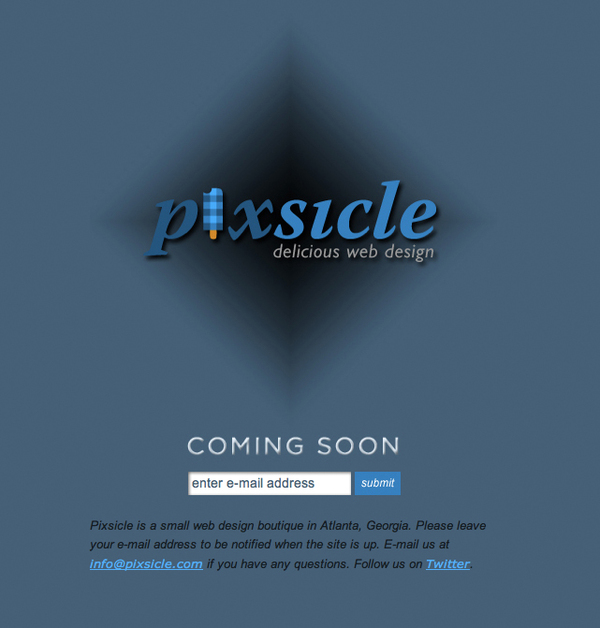 A great web design by Pixsicle, Atlanta, GA: