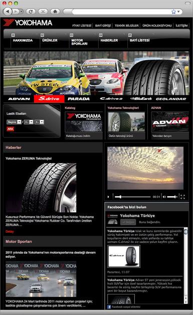 A great web design by Portfolyo.com Ömer ARI, Istanbul, Turkey: