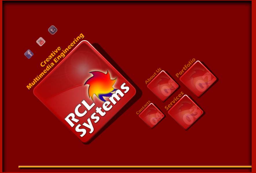 A great web design by RCL Systems, San Juan, Puerto Rico: