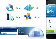 A great web design by Gentleface ui & icon design, Prague, Czech Republic: