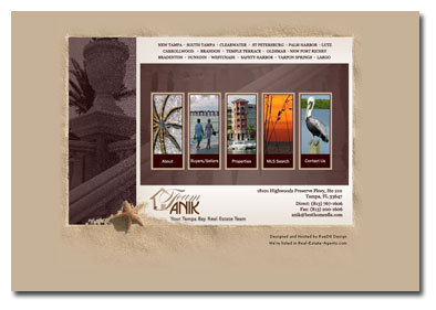 A great web design by RAED8  Design, San Juan Puerto Rico, Puerto Rico: