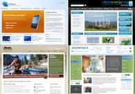 A great web design by TopFloorStudio, Asheville, NC: