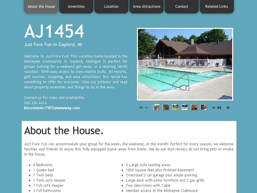 A great web design by Reed Multimedia, Grand Rapids, MI:
