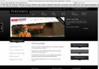 A great web design by Puremedia, Brisbane, Australia: