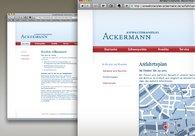 A great web design by Persiel Designstudio, Hamburg, Germany: