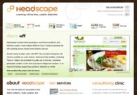 A great web design by Headscape, Hampshire, United Kingdom: